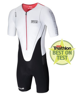 HUUB DS LONG COURSE TRIATHLON SUIT WHITE - Tri Suit HUUB white S