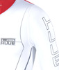 HUUB DS LONG COURSE TRIATHLON SUIT WHITE