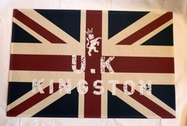 Dörrmatta Union Jack