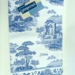 Handduk - Blue Italian