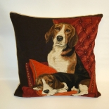 Kudde - Beagles Sofa
