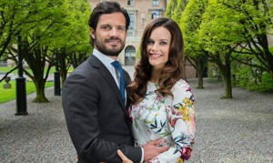 Prince Carl-Philip and Sofia will be tying the knot this coming Saturday.