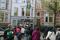 Ankomst till Svenska Kyrkan i Bryssel