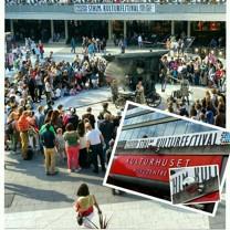 Den här bilden är tagen ifrån Kulturfestivalen i Stockholm som var den 13-18 augusti 2013. Där kunde man se på konst, lyssna på musik,  se på teater mm..   Ann-Helen Ranén har tagit det här fotot. By @elvisranen at Instagram Klicka på bilden så blir den större!
