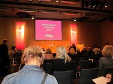 Mediemässan i Göteborg, Meg12. #meg12  Klicka på bilden så blir den större!
