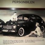 PV 444 var en populär bil på den tiden!