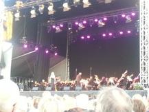 Här kan du se Malena Ernman tillsammans med Gävle Symfoniorkester.