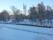 Början av januari kom snön och det skulle bli mer.