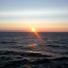 Sommaren 2013. Kryssning Sverige - Finland med Silja Line båten.