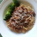 Koka gärna broccoli till. Nu är maten klar! :)