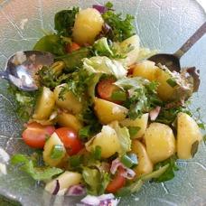 Klicka på bilden så ser du hur salladen ser ut! :)
