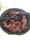 Krydda med salt och svartpeppar. Stek på mellanvärme tills det blir mjukt och får en aning färg.