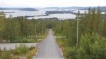 160824 Utsikten, Storuman Kommun Växlande molnighet, 16 grader. Foto: Marika Olofsson
