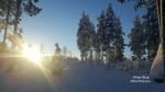Torsdag 24/11. Storuman tätort,  -5°C mest klart och sol! :D Fotograf: Marika Olofsson