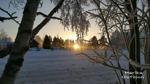 Söndag 11/12. Laxbäcken, Vilhelmina kommun, Västerbottenslän, Södralappland. - 25,6° ❄❄❄❄❄ Fotograf: Marika Olofsson