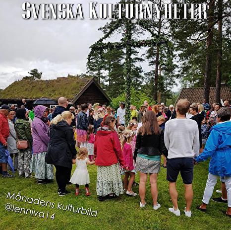 Månadens kulturbild har Lennart Ivarsson @lenniva14 tagit på Instagram. Grattis! :)