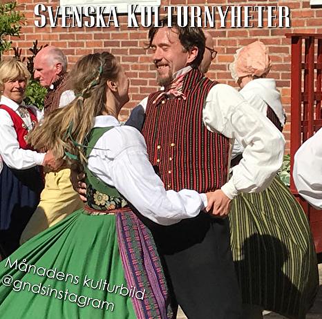 Månadens kulturbild har Göteborgs National Dans Sällskap tagit. Grattis! :)
