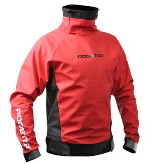 ROOSTER Pro Lite Aquafleece Top - Röd - XS