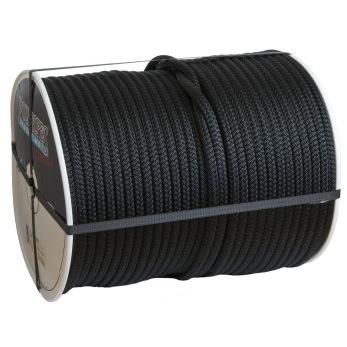 Flexline Svart 12 mm - löpmeter -