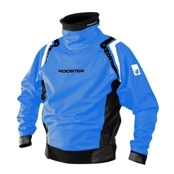 ROOSTER Pro Aquafleece Top - Blå - Junior S