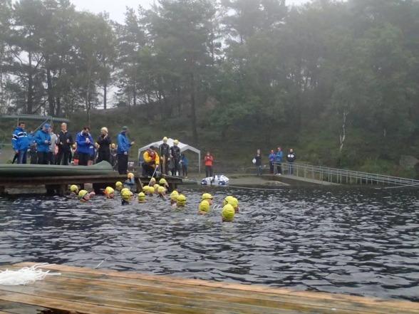 Bilde fra Bergen Open Waters Facebook.