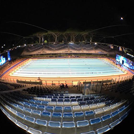 oro Italico Stadio Del Nuoto Roma - foto Jussi Salminen