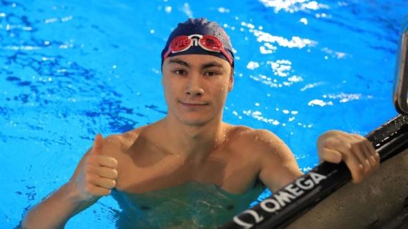 Tredje beste tid inn til finalen av Tomoe. Foto: Nordsjøstevnet