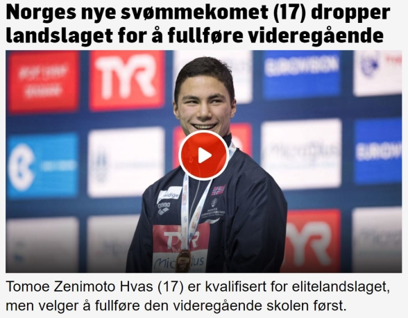 Faksimile, tv2.no.