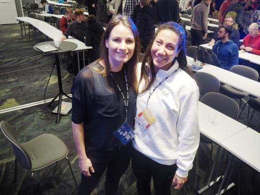 Sara Isakovic OS-tvåa på 200m fritt 2008 och lagkamraten från CAL/Berkley, Farida Osman, NCAA-segrarinnan på 100y fjäril 2017 och utnämnd till Arfikas bästa simmerska i år - är bägge med på WADC i Lun