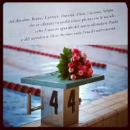 Idag hedrar vi och minns de omkomna italienska simmarna från Bremenolyckan 1966.