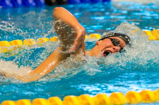 Gary Hall Sr s guidar dig djupare ned i simningens mysterium - foto Håkan Frdriksson