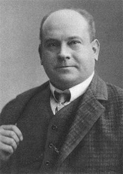 Axel Hultman 1869-1935 - den förste svenske mästaren i simning.
