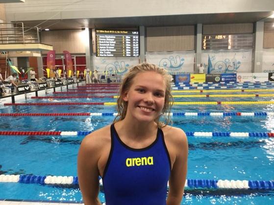 FOTO: Norges Svømmeforbund.