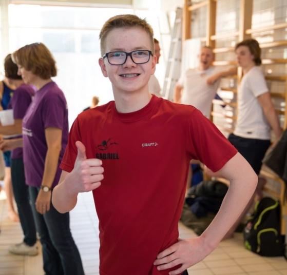Gabriel Steen. Foto: Øyvind Thorsen/http://lsvk.zenfolio.com