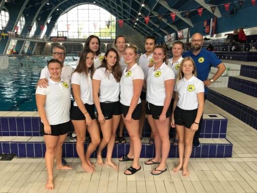Järfälla S damlag vid EU Nations Cup i Prag Fotograf: Bnengt Lidh
