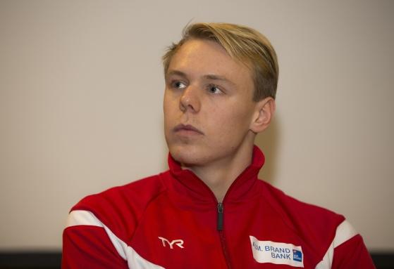 Daniel Skaaning. FOTO: Patrick Kraemer/Svoem.dk