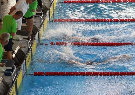 Ja, kven vant egentlig 200 meter fri? FOTO: Mikael Ruud.