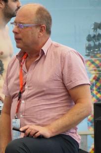 """Thomas Jansson """"tycker till"""" om tillståndet i svensk simning och svensk idrott."""