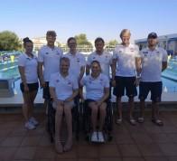 Den norske troppen til VM i parasvømming i London