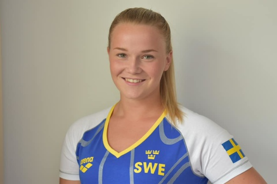 Lina Watz enda svensk till final på Para-VM den andra dagen. Lina blev femma på 100m ryggsim med nya personliga rekordet 1.14.02