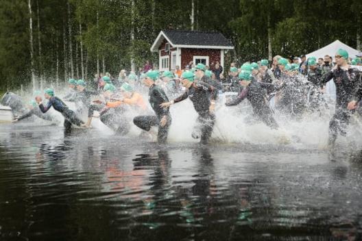 Start i Tejejsimmet 2019 - foto: Mickan Palmqvist