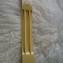 Bambustickor - 4 mm