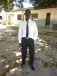 Hillary Oyath - Studying for a Bachelor in Science. He completes in April 2017 to teach Maths & Biology in a High School.