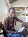 Annastasia Achieng - Doing Diploma in accounts and book keeping to work as an accountant.
