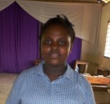 Tina Kazungu - One year course at Hair and Saloon Beauty School.