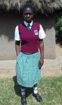 REBECKA CHAPANI - 2½ year education in Banking and microfinancing.