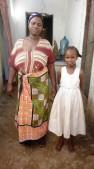 Mama Kazungu o dotter Kashi