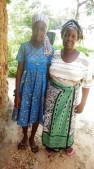Mama Wanjala o dotter Fosca