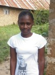 Halima Bakari - One year tailoring course.