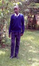 21. Timothy Wanjala